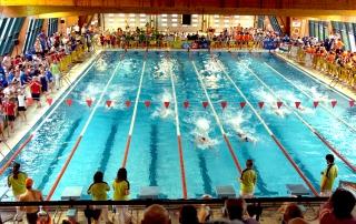natación en Cros