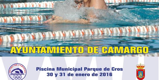 Cartel Trofeo 2016